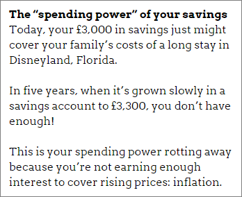 Peer-to-peer lending safe, relatively, against inflation