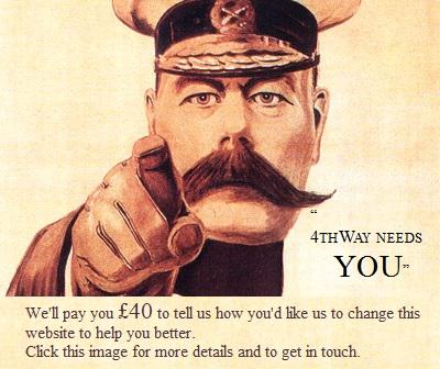 4thWay® Needs YOU!